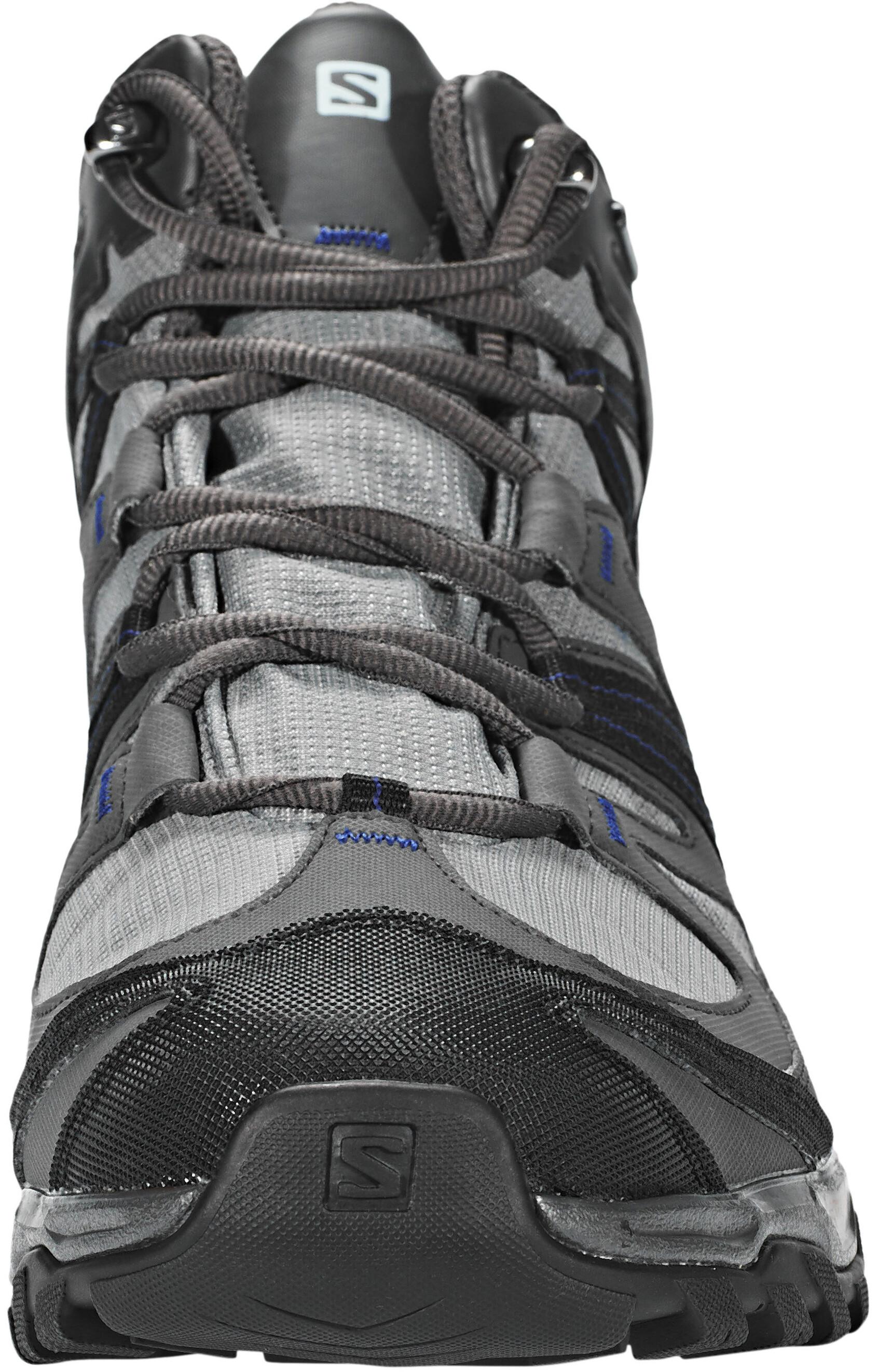 6d00bf4b08dd6e Salomon Mudstone Mid 2 GTX Shoes Men quiet shadow mag